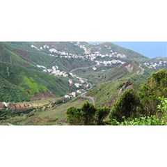 Tenerife 10 You Are Invited 3d Greeting Card (8x4)