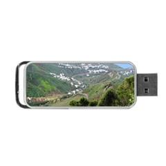 Tenerife 10 Portable USB Flash (Two Sides)