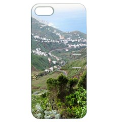 Tenerife 10 Apple iPhone 5 Hardshell Case with Stand