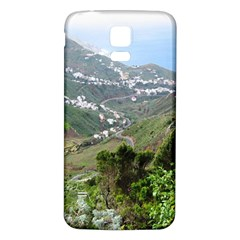 Tenerife 10 Samsung Galaxy S5 Back Case (White)