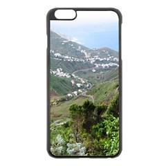 Tenerife 10 Apple iPhone 6 Plus/6S Plus Black Enamel Case