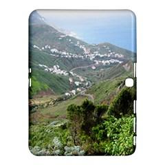 Tenerife 10 Samsung Galaxy Tab 4 (10 1 ) Hardshell Case
