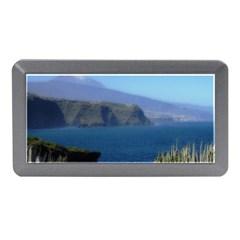 Panted Landscape Tenerife Memory Card Reader (Mini)