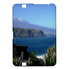 Panted Landscape Tenerife Kindle Fire HD 8.9