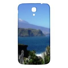 Panted Landscape Tenerife Samsung Galaxy Mega I9200 Hardshell Back Case