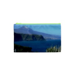 Panted Landscape Tenerife Cosmetic Bag (XS)