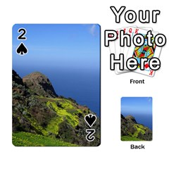 Tenerife 09 Playing Cards 54 Designs