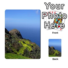 Tenerife 09 Multi Purpose Cards (rectangle)