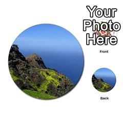 Tenerife 09 Multi Purpose Cards (round)