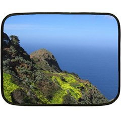 Tenerife 09 Fleece Blanket (mini)