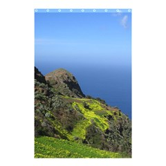 Tenerife 09 Shower Curtain 48  x 72  (Small)