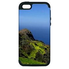 Tenerife 09 Apple iPhone 5 Hardshell Case (PC+Silicone)