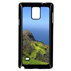 Tenerife 09 Samsung Galaxy Note 4 Case (Black)