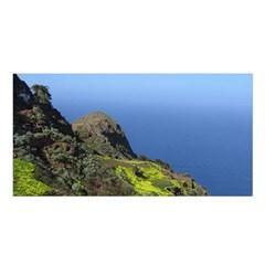 Tenerife 09 Satin Shawl