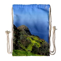 Tenerife 09 Drawstring Bag (Large)