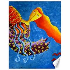 Aquarius  Canvas 18  x 24