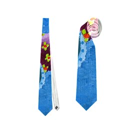 Aquarius  Neckties (One Side)