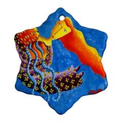 Aquarius  Ornament (Snowflake)