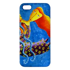 Aquarius  iPhone 5S Premium Hardshell Case