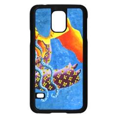 Aquarius  Samsung Galaxy S5 Case (Black)