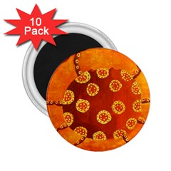 Cancer Zodiac Sign 2.25  Magnets (10 pack)