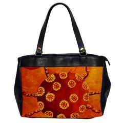 Cancer Zodiac Sign Office Handbags