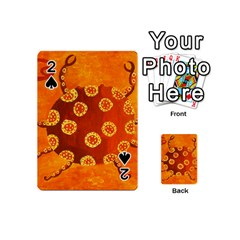 Cancer Zodiac Sign Playing Cards 54 (Mini)