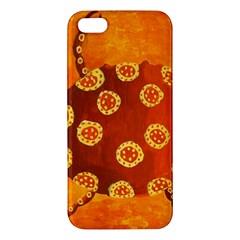 Cancer Zodiac Sign iPhone 5S Premium Hardshell Case