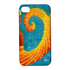 Capricorn Zodiac Sign Apple iPhone 4/4S Hardshell Case with Stand