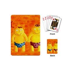 Gemini Zodiac Sign Playing Cards (Mini)