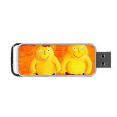 Gemini Zodiac Sign Portable USB Flash (One Side)