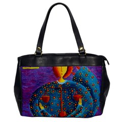 Libra Zodiac Sign Office Handbags