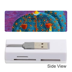 Libra Zodiac Sign Memory Card Reader (Stick)