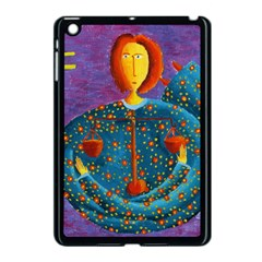 Libra Zodiac Sign Apple iPad Mini Case (Black)