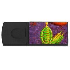 Virgo Zodiac Sign USB Flash Drive Rectangular (1 GB)