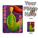 Virgo Zodiac Sign Playing Cards 54 Designs  Front - Joker2