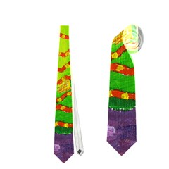 Virgo Zodiac Sign Neckties (Two Side)