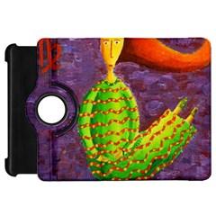 Virgo Zodiac Sign Kindle Fire HD Flip 360 Case