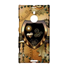 Steampunk, Shield With Hearts Nokia Lumia 1520
