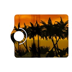 Sunset Over The Beach Kindle Fire Hd (2013) Flip 360 Case