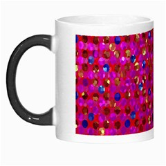 Polka Dot Sparkley Jewels 1 Morph Mugs