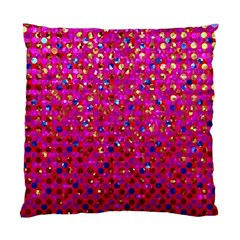 Polka Dot Sparkley Jewels 1 Standard Cushion Cases (Two Sides)