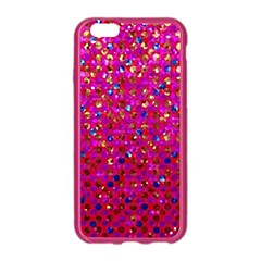 Polka Dot Sparkley Jewels 1 Apple Seamless iPhone 6/6S Case (Color)