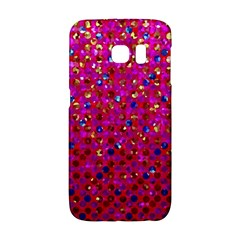Polka Dot Sparkley Jewels 1 Galaxy S6 Edge