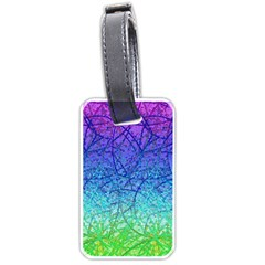 Grunge Art Abstract G57 Luggage Tags (two Sides)