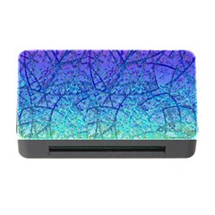 Grunge Art Abstract G57 Memory Card Reader with CF