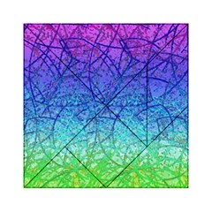 Grunge Art Abstract G57 Acrylic Tangram Puzzle (6  x 6 )