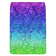 Grunge Art Abstract G57 Flap Covers (L)
