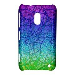 Grunge Art Abstract G57 Nokia Lumia 620