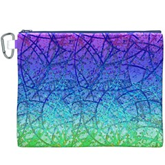 Grunge Art Abstract G57 Canvas Cosmetic Bag (XXXL)